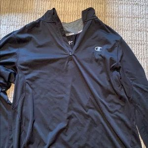 Champion athletic pull over